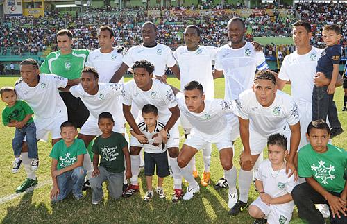 Club Deportivo Platense celebra hoy el 50 aniversario de su fundación.