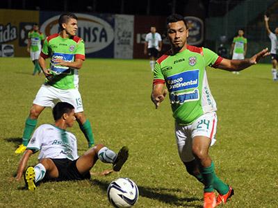 Otro duelo tradicional de Liga Nacional, los dos verdes más antiguos, Platense y Marathón en un nuevo del Excélsior.