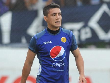 José Pablo Varela, espera encontrarse pronto con el gol.