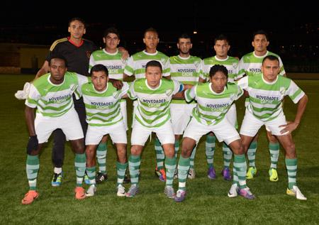 Yoro FC marcha en el tercer lugar del grupo A.