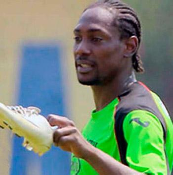 Michel Brown regresa al Marathón, después de su paso por el fútbol de China.