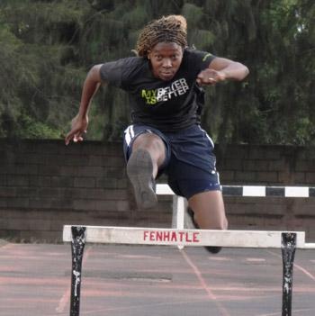 Jeimmy Bernárdez dejó el atletismo a finales del 2013, después de diez años de triunfos.