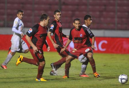 Deportes Savio podría jugar su último partido en Liga Nacional, Olimpia no es el rival indicado para buscar salvarse.