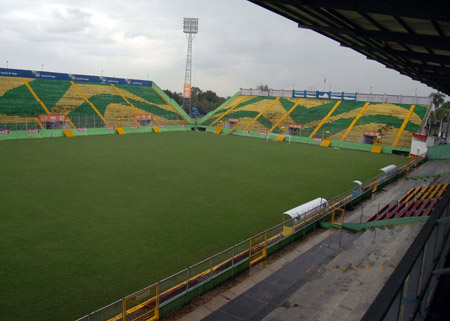 En caso de ser necesario un partido por el no descenso entre Deportes Savio y Vida, la liga decidió que sería en el estadio Morazán.