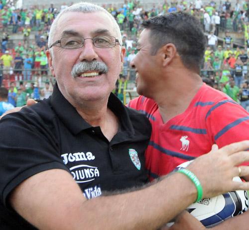 Manuel Keosseián se siente relajado y va por más con Marathón.