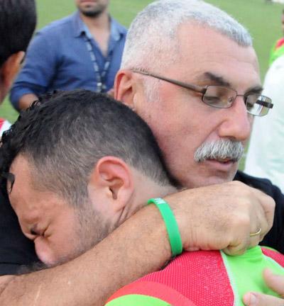 El técnico uruguayo dejó claro que deja al equipo y no regresa, porque necesita descansar.