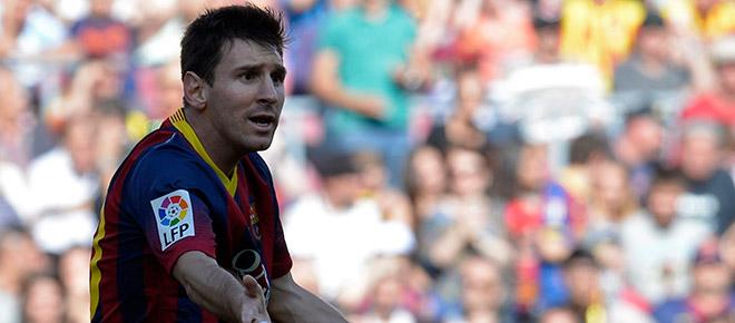Lionel Messi asegura que todo lo que se ha dicho sobre su futuro es mentira.