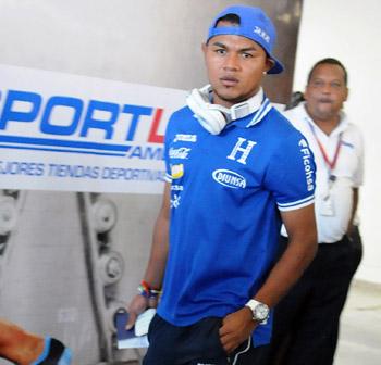 Mario Martínez dice que su premio será jugar en el mundial.