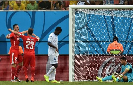 Honduras se fue sin sumar puntos.