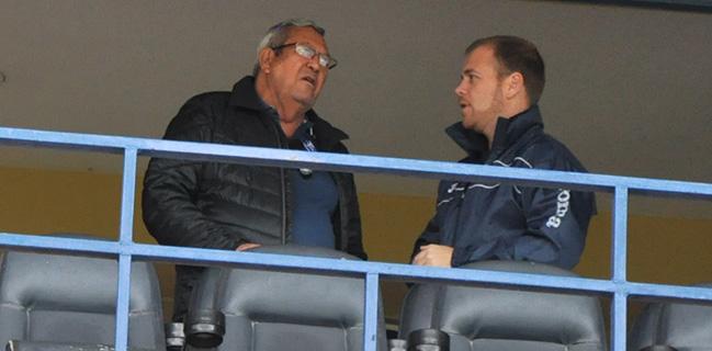 El exdirigente afirmó que estará presente en el estadio Nacional para apoyar el club de sus amores.
