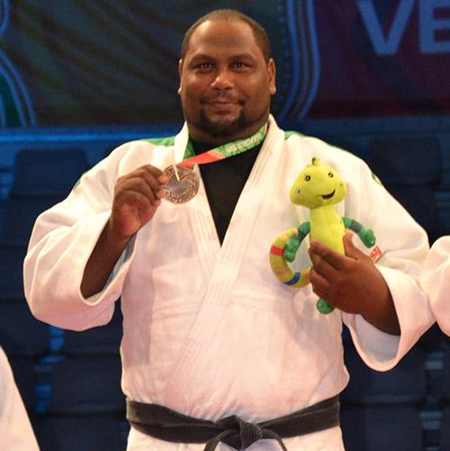 Ramón Pileta tuvo un año de mucho éxito en el judo.
