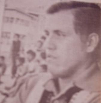"""""""Chelato Uclés"""" logró el primer título españolista en 1974."""