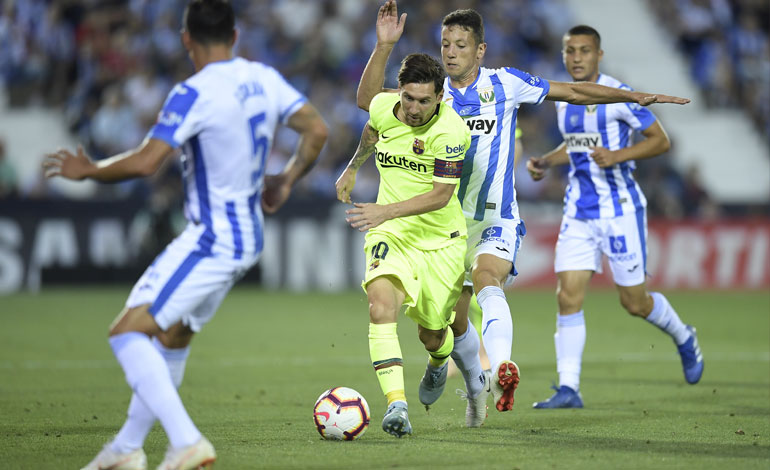 Messi cumple 700 partidos de azulgrana - Diario Deportivo Más dab9f1741ce