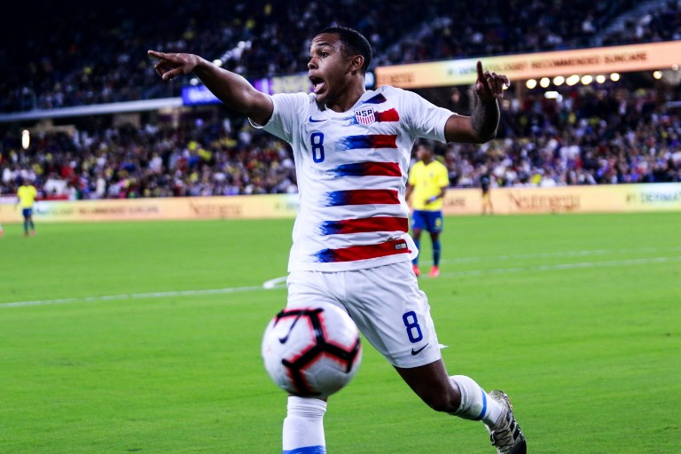 EEUU busca cuarta victoria ante Chile de Reinaldo Rueda - Diario ...