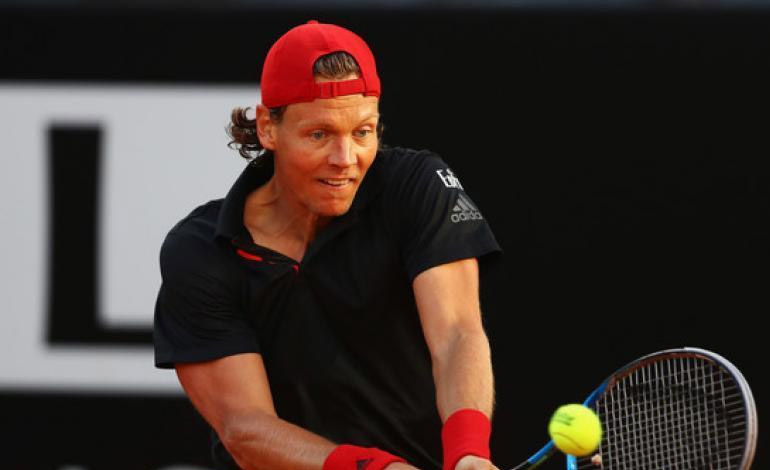 Tennis - Tomas Berdych pulls out of ATP event in Nice