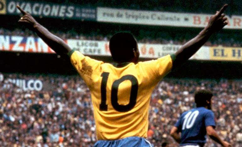 A 50 años: Pelé y los inolvidables 'goles' que no anotó en México ...