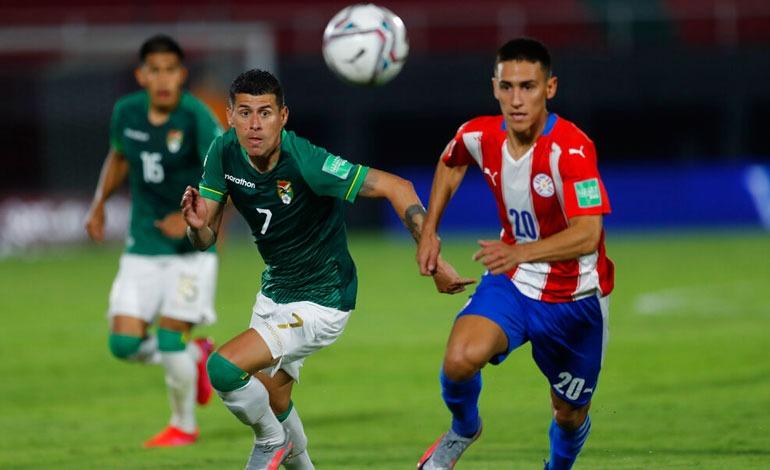 Bolivia se la pone difícil a Paraguay y obtiene su primer punto - Diario  Deportivo Más