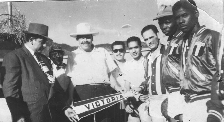 El Victoria de 1948, primer campeón amateur en Tegucigalpa