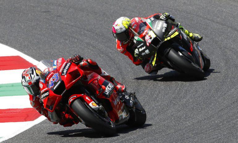 Quartararo gana GP de Italia y amplía su ventaja como líder de MotoGP -  Diario Deportivo Más