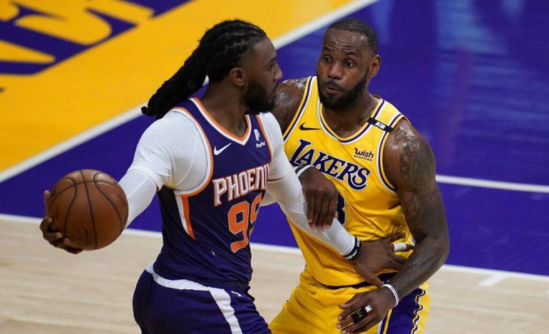 Lakers eliminados en primera ronda por Suns - Diario Deportivo Más